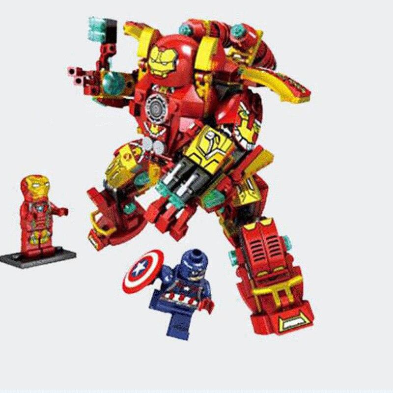 Avengers Iron Man MK1 MK37 MK46 Super Heroes Building Blocks MARK 46 Bricks Toys For Children Birthday Gift Compatible Lepin<br><br>Aliexpress