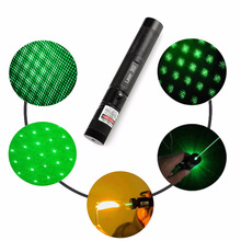 Powerful Burning Laser Pointer 303 532nm 50mw 200mw Beam Light Lazer Pen With Safety Key 18650 Battery And EU Charger T0.3