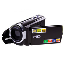 "New Free Shipping Brand Genuine Electric Camera Digital Video Camera Camcorder DV 3.0"" Touch screen 16x ZOOM HD 1080P 16MP"