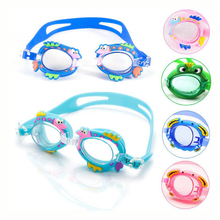 Kids Swimming Goggles For Children Anti Fog Swim Optical Glasses Boy Reduce Glare Diving surfing goggles Girl Eye wear 1 to 9 Y(China)