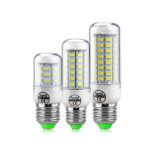 Energy Saving 220v LED Lamp Replace 7W 12W 15W 20W 25W 30W Fluorescent SMD5730 24/36/48/56/69/72 LEDs lampada led light bulb E27
