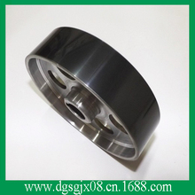 coating ceramic wire guide pulley    PU pulley