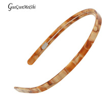 New Acetate Cellulose Hair Band Luxury Head Jewelry Hair Accesories Wedding for Ladies's free shipping Jewelry Clip gifts