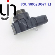 10pcs 100% working original car Park Assist Sensor PSA 9800210677K1 PSA9800210677K For Citroen C4 C5 C6 DS3 Peugeot 307 308 407(China)