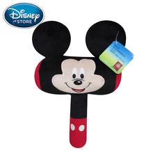 Disney Original Plush Hammer Toys Mickey Mouse Minnie Winnie The Pooh Stitch Disney Toys Gift For Baby Children