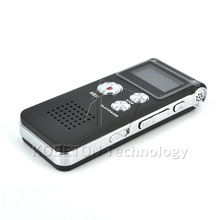 Mini 8GB Rechargeable Digital Audio Voice Recorder Dictaphone MP3 Player Recording Pen Recorder Pen