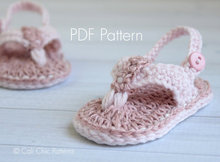 Baby boy Shoes,Crochet Baby Sandals, Crochet Baby Flip Flops,Baby Shoes 0-12 Month 100% handmade