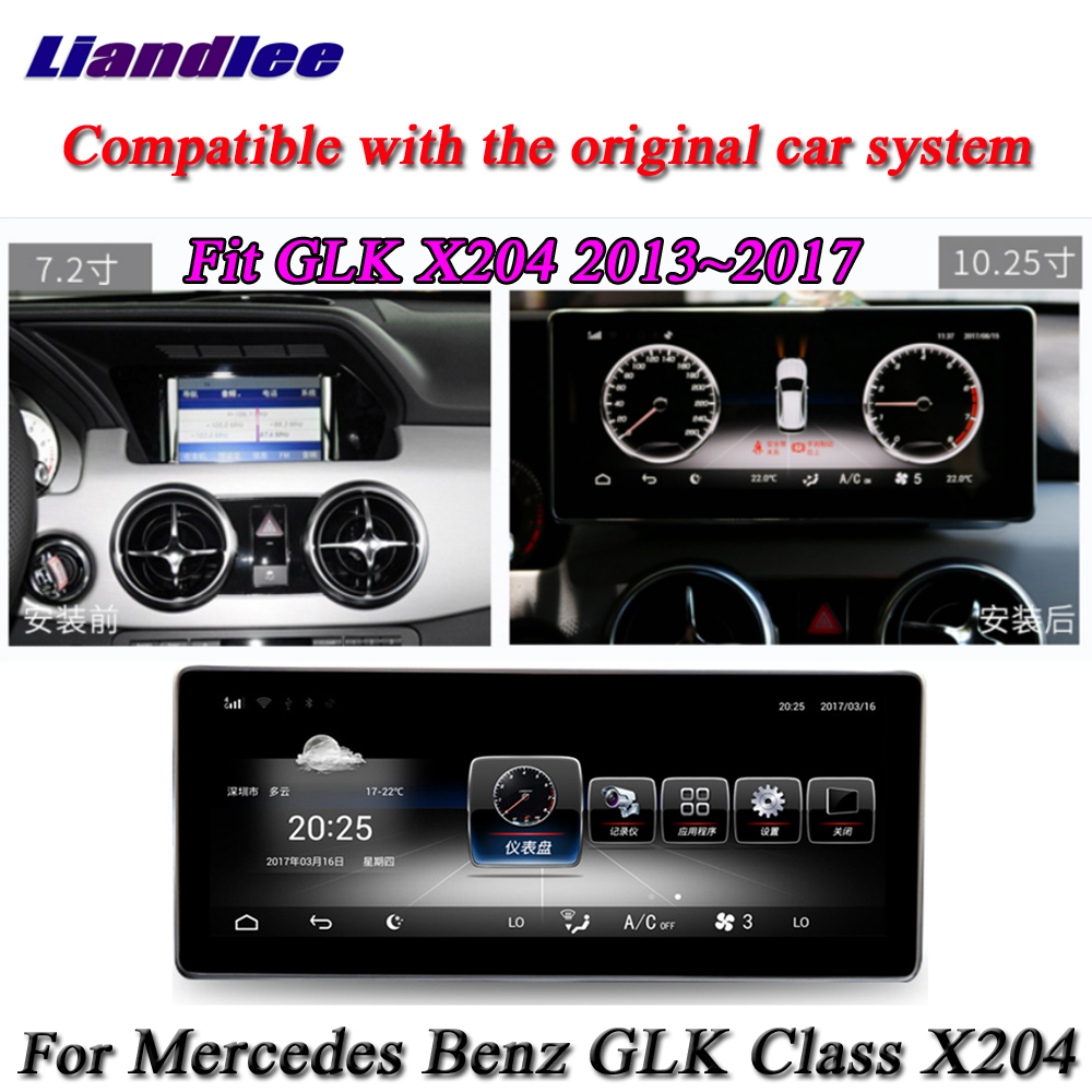For benz GLK X204 2013~2017-1