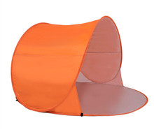 NEW Outdoor full automatic children double beach tent fast fishing sunshade tent