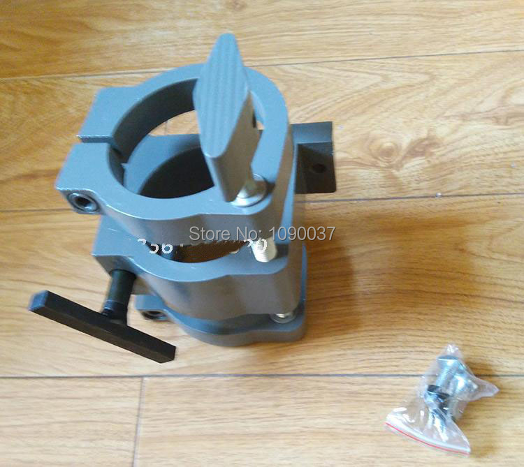 Spindle Motor Clamping Bracket Diameter 80mm  Fixture Plate Device for water cooled / air cooling CNC spindle motor<br>