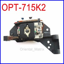 Free Shipping Optima-715 OPT-715K2 Optical Pick UP Optima715 OPT715 Car CD laser Lens JVC DVD OPT-715 Optical Pick Up(China)
