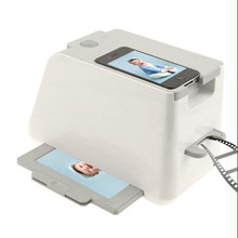 35mm Smart phone Scanner Negative Film Photo Scanner Image Scann Support iPhone 4/4S iphone 5 and Samsung Galaxy S2/S3