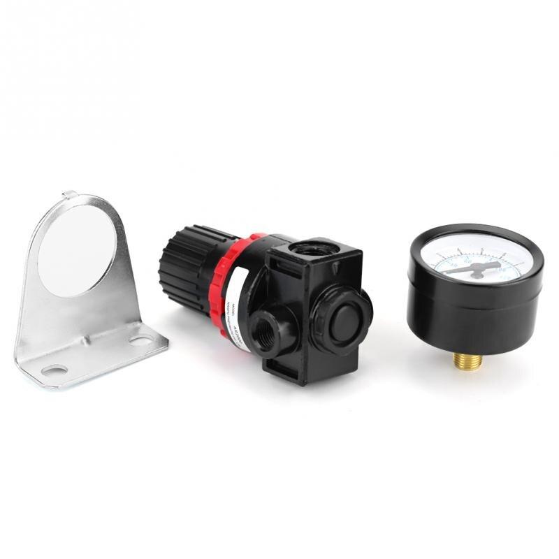 Details about  /Air Compressor Pneumatic Filter Regulator Processor G1//4 with Pressur