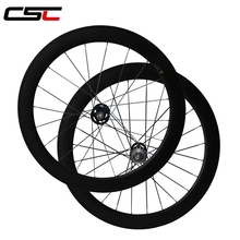 Hot sales 60mm tubular fixed gear(track) wheel with Novatec hub from taiwan