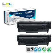 Buy LCL 103 CRG103 703 CRG703 303 CRG-303 (2-Pack Black) 2500 pages Laser Toner Cartridge Compatible Canon LBP2900/3000 for $23.59 in AliExpress store