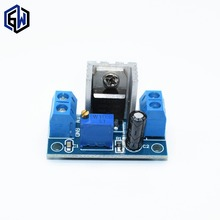 100pcs LM317 LM317T DC-DC step-down DC converter circuit board power supply module(China)