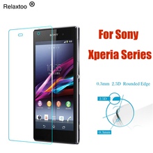Buy 9H Sony Xperia Xa Glass Tempered Glass Sony X XA XA1 XZ XZ1 E3 E4 E5 Screen Protector Premium Toughened Protective Film for $1.12 in AliExpress store