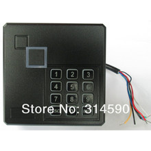 Buy Door Black ID Wiegand 26 RFID Card Reader / Rfid Proximity Card Reader Keypad for $14.50 in AliExpress store