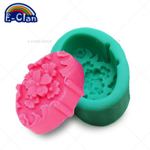 Free shipping DIY silicone molds for cake pudding jelly dessert handmade soap mold soft chocolate customize mould S0330HM25
