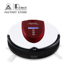 Amtidy Household Appliances A330 Cordless Vacuum Cleaner Aspirateur Robot(China)