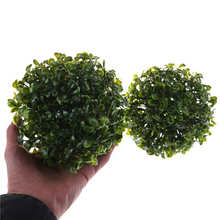 15 cm New Artificial Plant Ball Topiary Tree Boxwood Home Christmas Outdoor Wedding Party Decoration Wholesale(China)