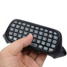 kebidu Wireless mini keyboard game Controller Messenger Keyboard Chatpad Keypad Game accessories for Xbox 360 Game Controller(China)