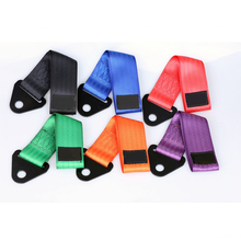 Free shipping tow strap Universal High quality race car tow strap / ropes / hook / towing bars without screws and nuts  L309