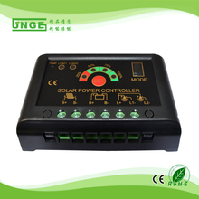 JNGE Brand 12/24v auto Solar Charge Controller LED Display Solar Cell Panel Charge Battery for Solar Kit Solar Lighting