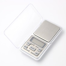 Buy Portable Mini Electronic LCD Display Mini Pocket Digital Jewelry Scale 200g/0.01g Weighing Scale Weight Scales Balance for $3.81 in AliExpress store