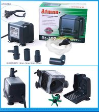 Silent  12W 600L/H Aquarium Poweheader Submersible Pump Fish Tank Water Pump Liquid Filter Various Outlet Connectors