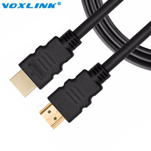 VOXLINK 1M/1.8M/3M Premium 4K HDMI 2.0 Cable GOLD PLATED 1080P With Ethernet 3D 4K for Bluray 3D DVD PS3 HDTV XBOX LCD HD TV