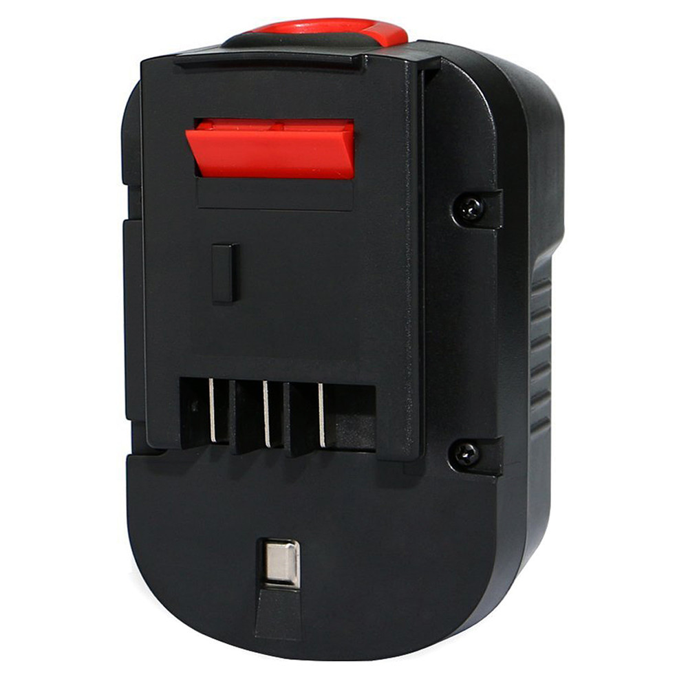 14.4V 3000MAh NI-MH Replacement Power Tool Battery For Black&amp;Decker 499936-34, 499936-35, A144, A144EX, A14F, HPB14 VHK23 T0.16<br>