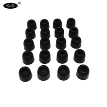 40pcs/20pairs T100/T200/T30/T400/T500 (S M L ) Caliber Ear Pads/cap for ear Headphones tips Sponge Headset accessories(China)