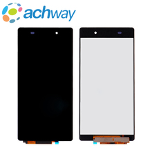 143mm*69.4mm For Sony Xperia Z2 L50W LCD Display Touch Screen Digitizer Assembly D6502 D6503 For SONY Z2 LCD 3G Replacement
