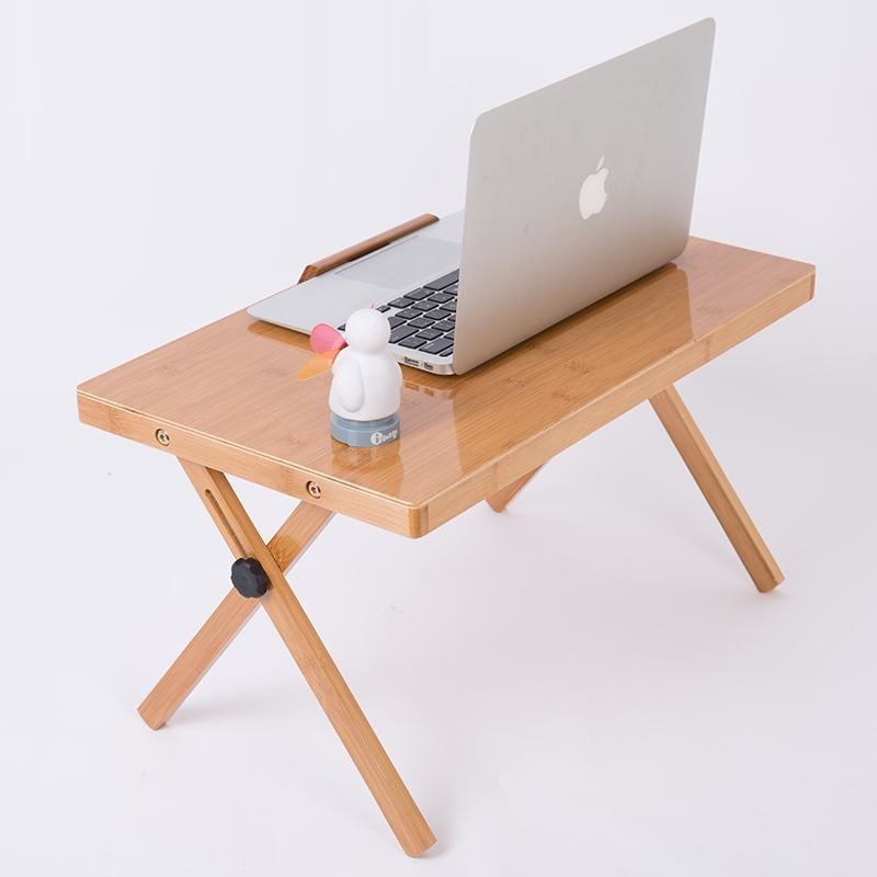 BSDT Notebook comter bed dormitory lazy desk for children stand folding table book FREE SHIPPING<br>