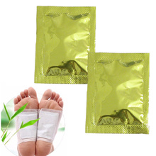 2pcs New Coming Multifunctional   Foot Pads Chinese Medicine Patches With Adhesive Organic Herbal Cleansing Patch Z06902