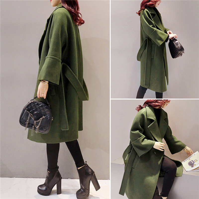 Army-Green-Woolen-Coat-Women-2018-Long-Parkas-Manteau-Femme-Elegant-Winter-Coat-Women-Flare-Sleeve (1)_