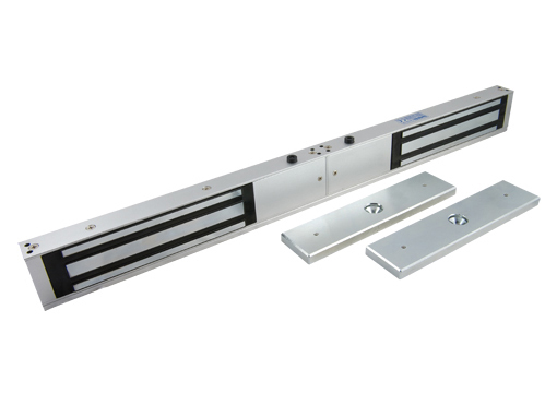 FCL-280KG Direct Factory Double Door Electromagnetic Lock Compatible with Any Access Control System<br>