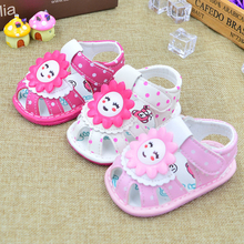 Cute Baby Shoes For Girls Bootees Children Rubber Boots Bota Infantil Barefoot Soft Sole Baby Shoes Moccasin Polo 503086(China)