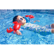 Children Learn To Swim Tool Arm Circle Safety Thickening Double Air Bag Inflatable Swimming Ring Pool Float Children Life Buoy