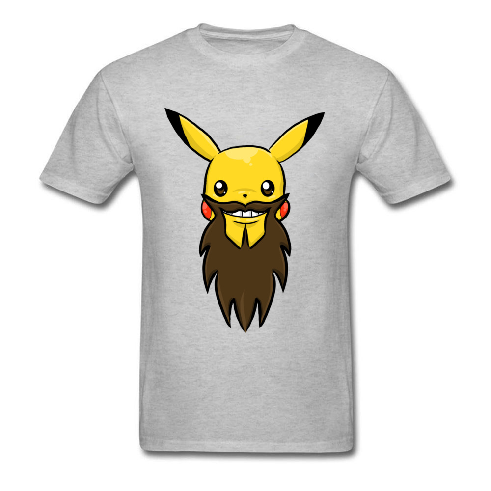 Happy Pika Beard_grey
