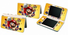 Super Mario 113 Vinyl Skin Sticker Protector for Nintendo DSI XL LL for NDSI XL LL skins Stickers