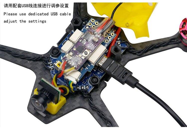Mini Quadcopter 110GT PNP 4CH FPV Racer Drone With 800TVL Camera 1105 8500KV Motor DSM2/Frsky/Flysky/FM800 Receiver F20979