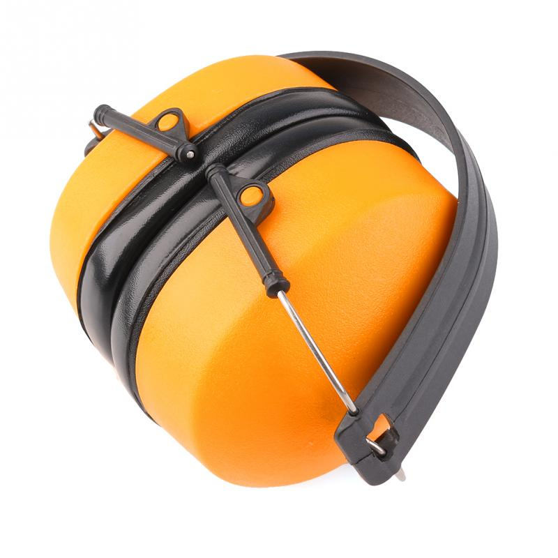 New soundproof foldaway hearing protection earmuffs ear plugs for noise<br><br>Aliexpress