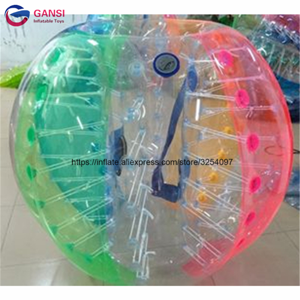 inflatable bubble ball93