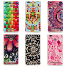 TPU Soft Cases For Xiaomi Redmi 3X Cover Case 5.0 inch Colorful Pattern Silicone Protective Phone Cover For Redmi 3s 3 Pro