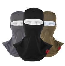 Hot Balaclavas Masks Tactical Outdoor Motorcycle Cycling Helmet Cap Head Cover Ski Snowboard Gear Ski Protect Full Face Mask