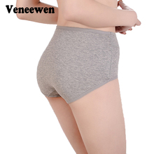 Women Cotton Underwear Women Panty Mid-Rise Waist Breathable Trigonometric Lingeries Female Sexy Panties Body Shaping Briefs