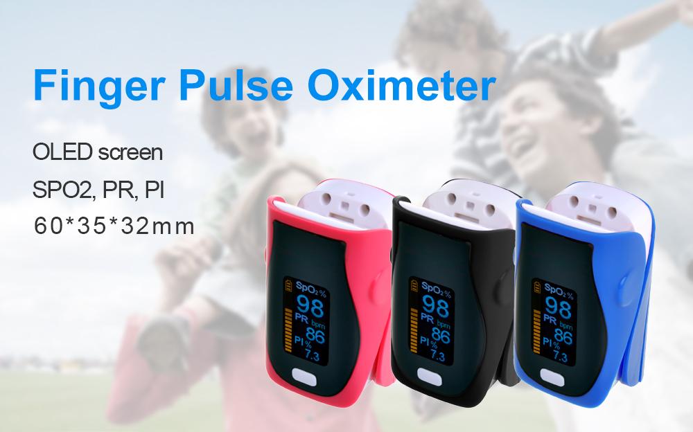 ELERA Alarming Digital finger oximeter CE FDA pulse oximeter a finger SPO2 PR PI