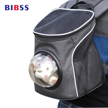 Pet Carrier Space Capsule Shaped Dog Backpack Oxford Breathable Pet Puppy  Outdoor Travel Portable Cat Bags Dog Supplies